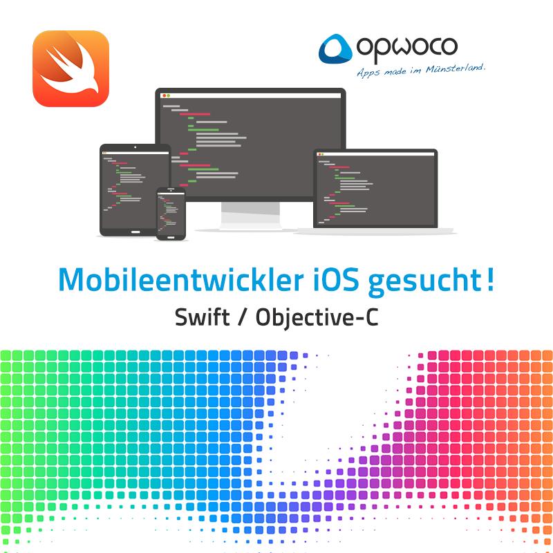 Mobile app entwickler m w ios vollzeit