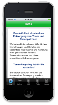 iphone-druck collect