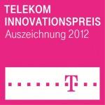 Telekom Innovationspreis Auszeichnung 2012