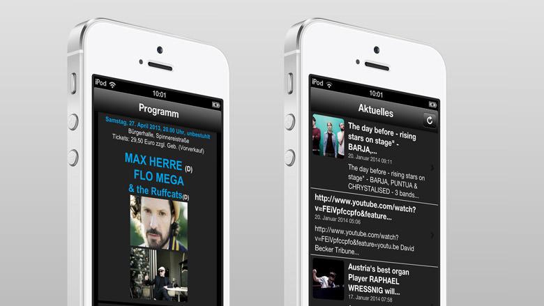 Jazzfest App