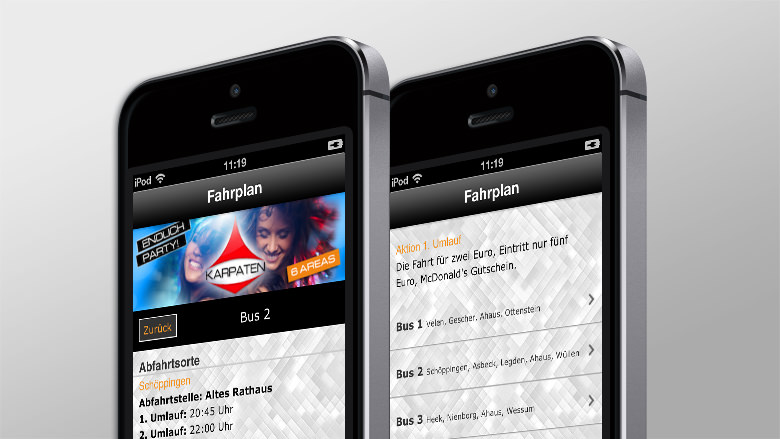 Karpaten App