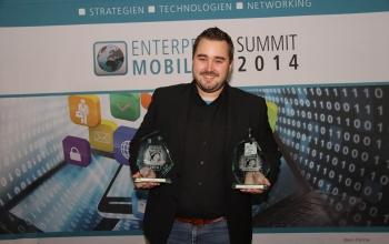 opwoco gewinnt Enterprise Mobility Award